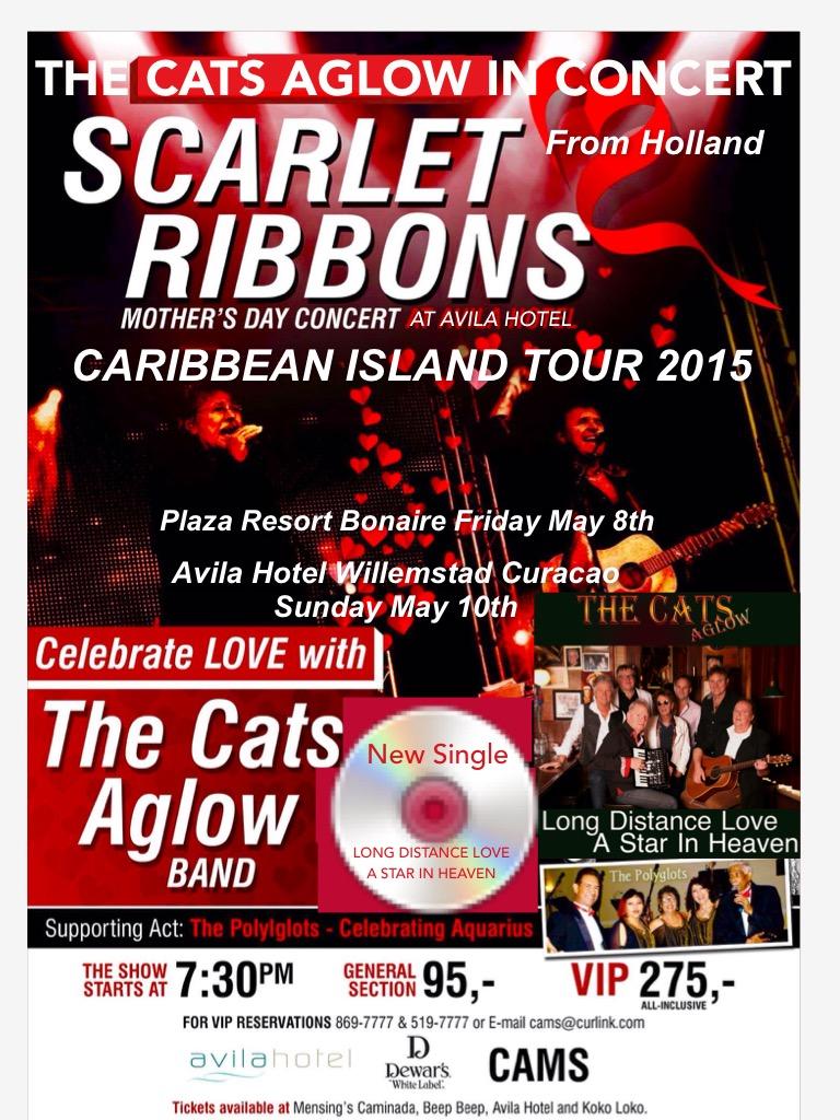 CARIBBEAN TOUR 2015